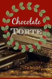 chocolate torte (1)