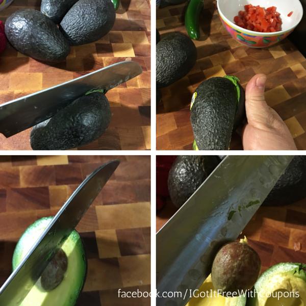 easyguacammolerecipe - avocado