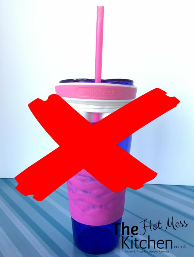 Snackeez Cup