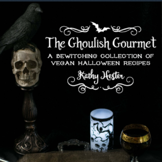 The Ghoulish Gourmet - Kathy Hester - main image