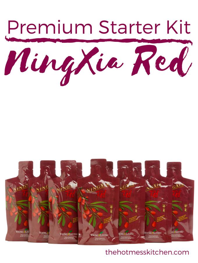 Premium Starter Kit: NingXia Red
